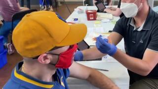 Dozens score free Brewers tickets for getting vaccinated at American Family Field