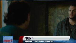 The best performance in 'Kin' comes from its giant laser blaster (MOVIE REVIEW)