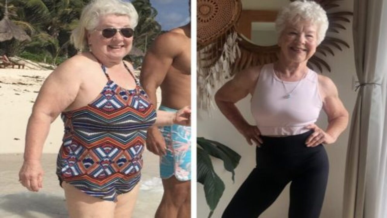 This 73-year-old Woman Is Inspiring People With Her Fitness Journey