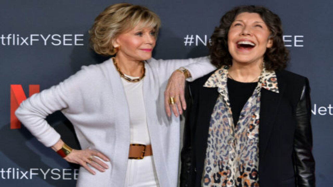 'Grace And Frankie' Renewed For A Final Season On Netflix