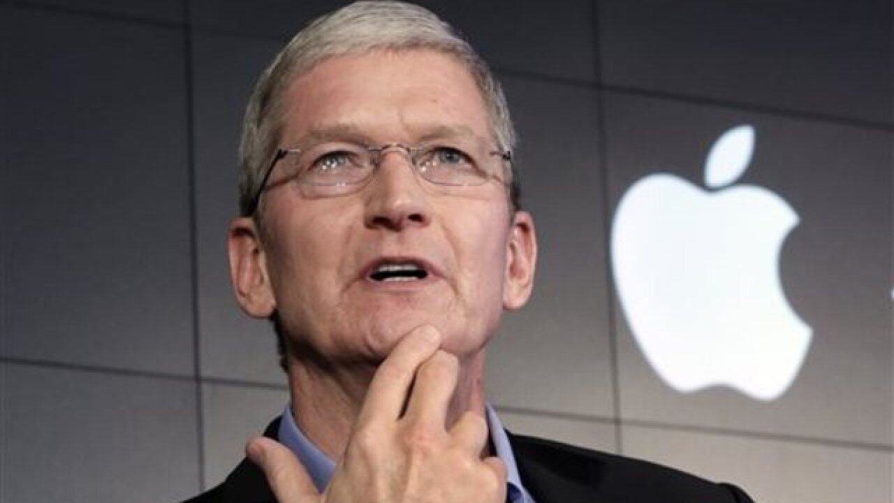 Apple resists order to hack shooter's phone