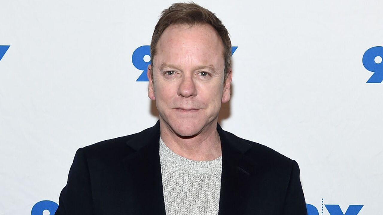 Kiefer Sutherland 'seriously injured' during European tour