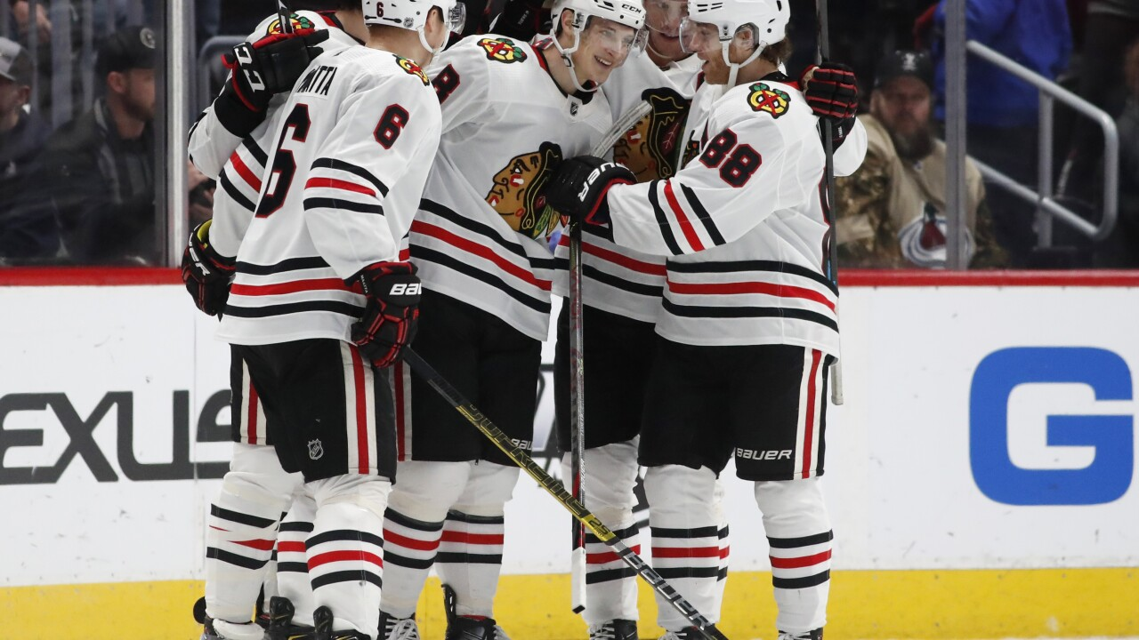 NHL Blackhawks not looking to change team name