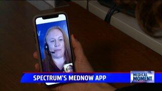 Medical Moment: Spectrum Health's MedNowApp