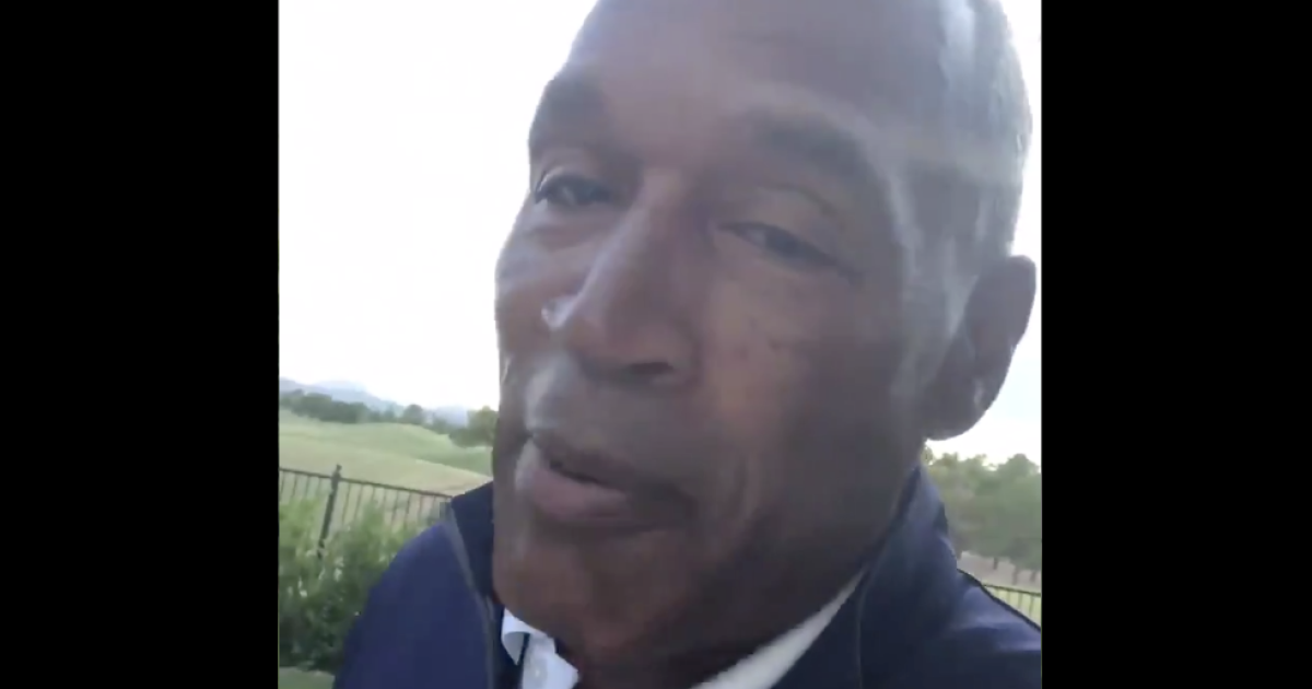 O.J. Simpson makes Twitter debut, talks about getting even