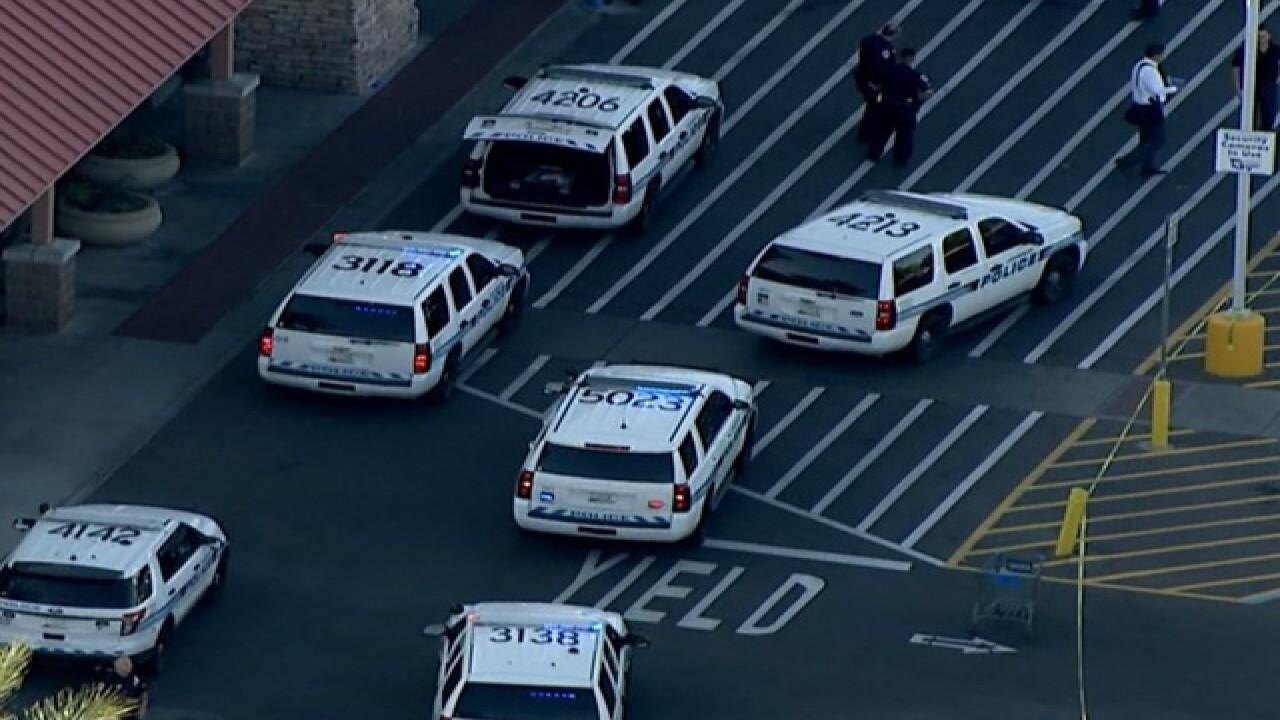 Two officers ambushed at Arizona Walmart