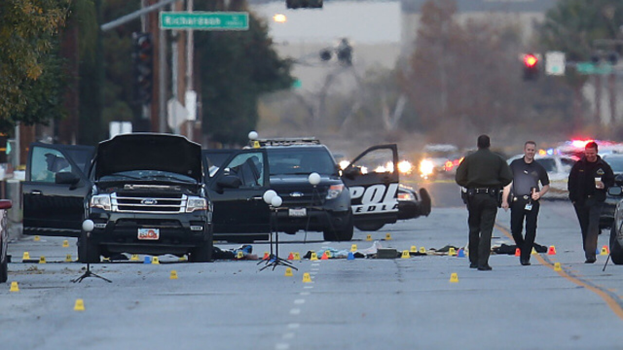 GALLERY: Mass shootings in the US