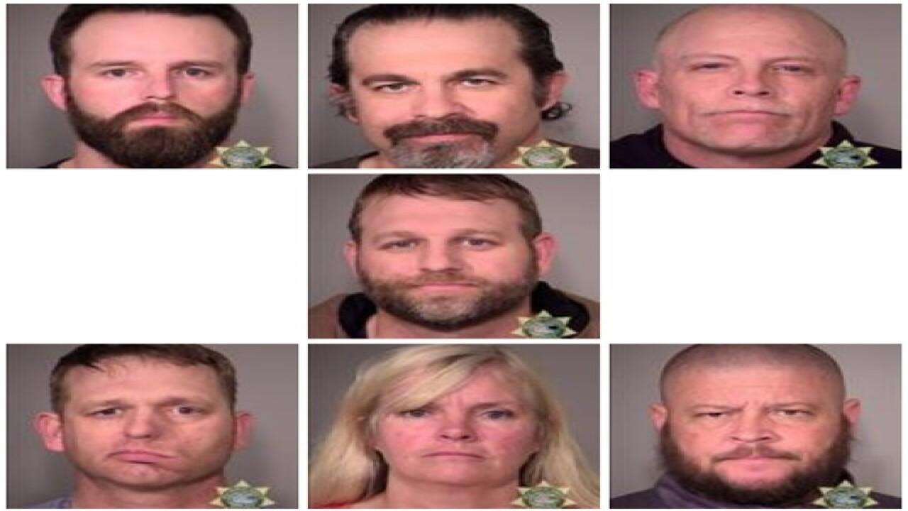 FBI: Jon Ritzeimer arrested in Oregon protests