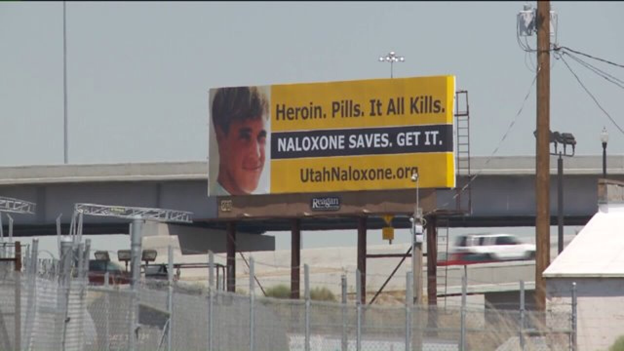 Study suggests nearly half of all Utahns know someone impacted by drug abuse