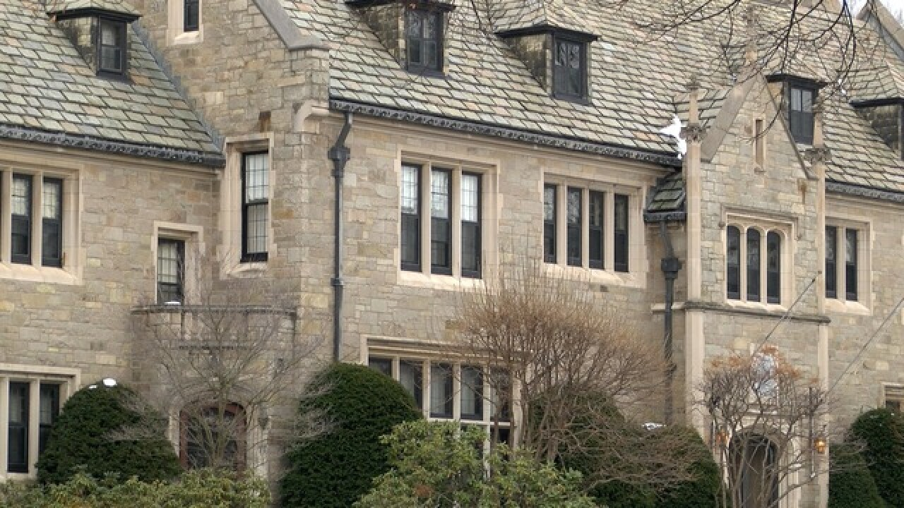 Diocese selling bishop's mansion for abuse money
