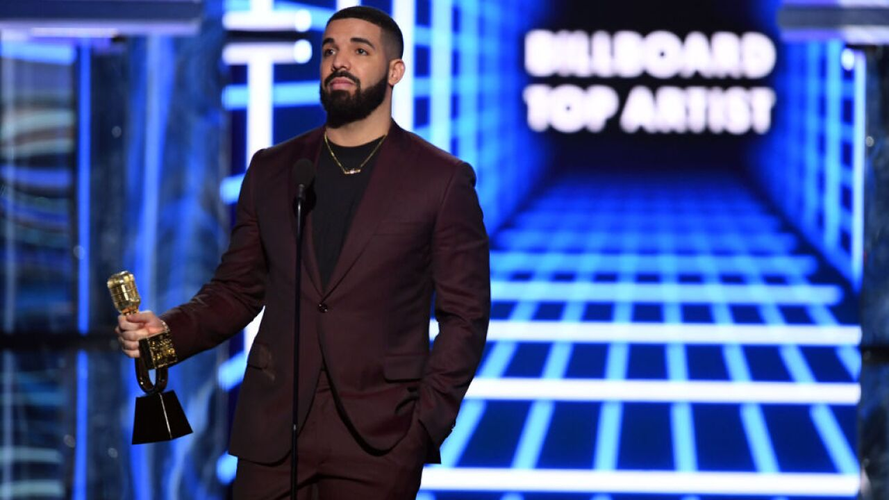 Drake shatters record for most Billboard Music Awards wins
