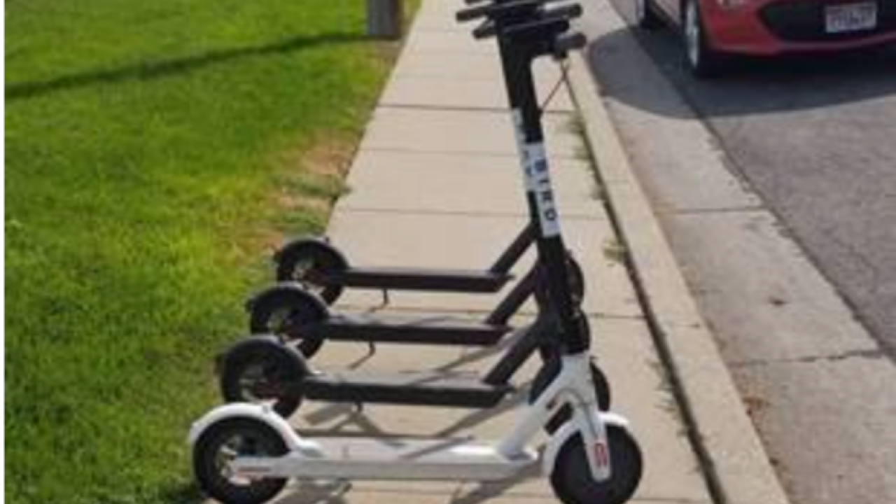From sidewalk riding to blocked pedestrian paths, SLC gets an earful aboutscooters