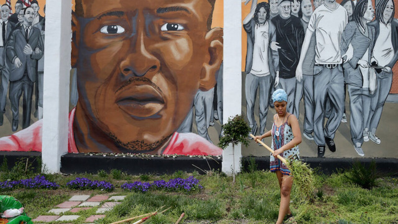 Police driver acquitted in Freddie Gray case