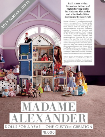 Photo gallery: Most expensive gifts in Neiman Marcus' Christmas catalog