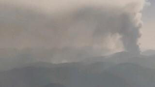 Burnt Peak Fire