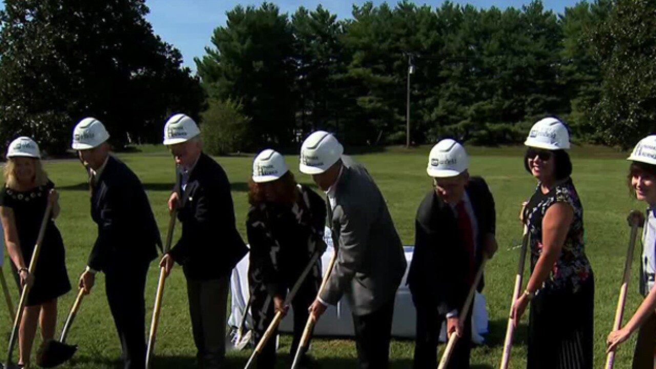 City Breaks Ground On Biltmore Place Apartments