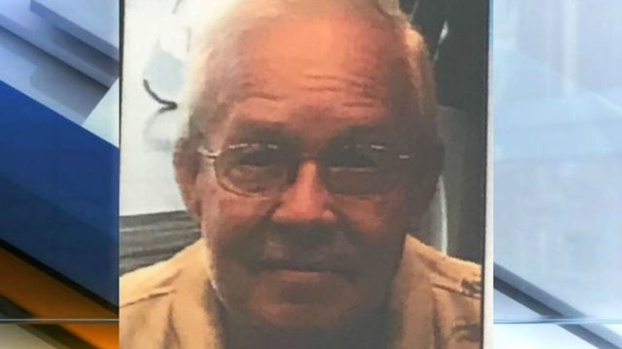 Missing 70-year-old Hendricks County man found safe
