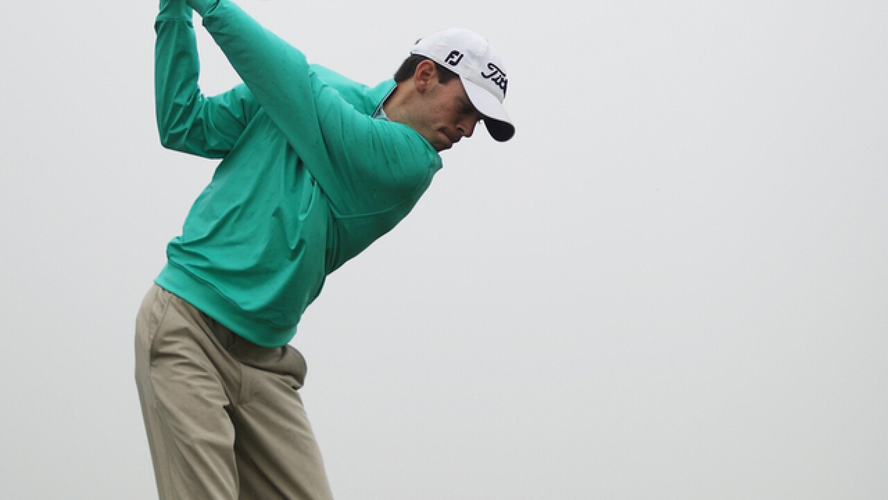 Popo in 9: Mariemont High School grad Will Grimmer will tee off today in U.S. Open