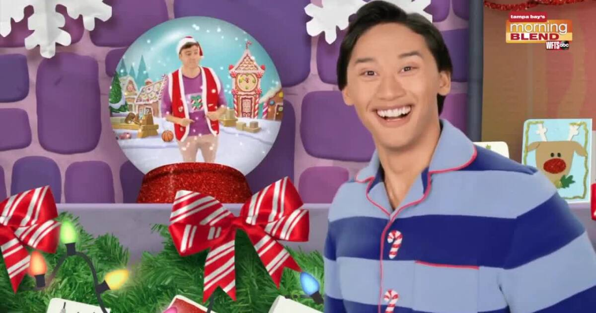 """Blue's Clues & You! """"Blue's Night Before Christmas"""""""