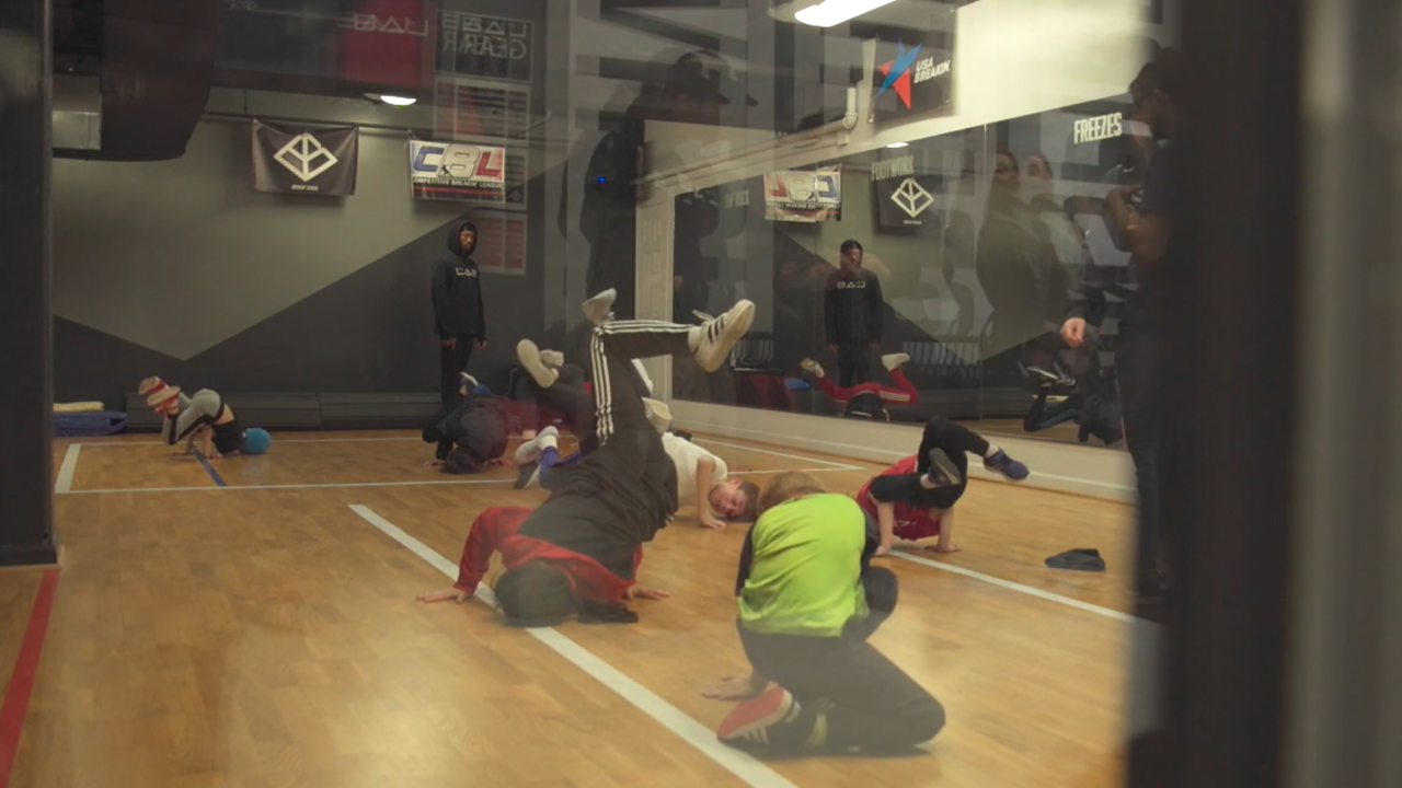 Breakdancing school prepares athletes for possible 2024 Olympics