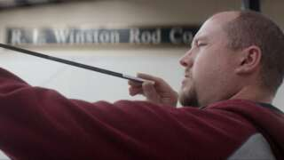 Behind-the-scenes at legendary Winston Rod Company | Under the Big Sky