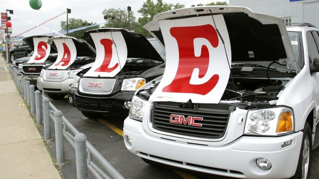 Should you buy a new car, used car or lease?