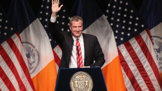 Mayor Bill de Blasio gives his 2020 State of the City Speech