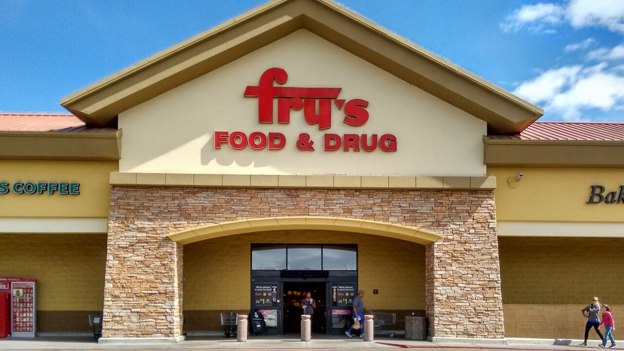 Tempe Fry's Food Stores employee tests positive for COVID-19