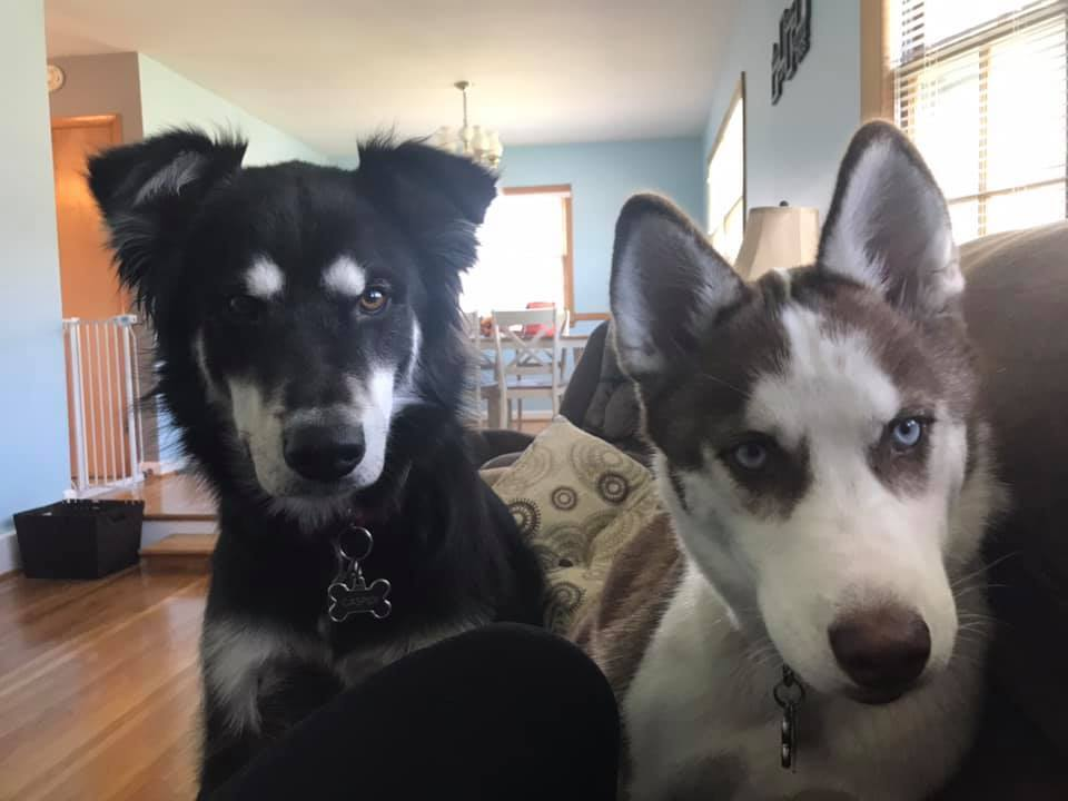 Casper and Nala