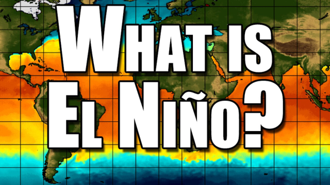 What is El Nio? And what does it mean?