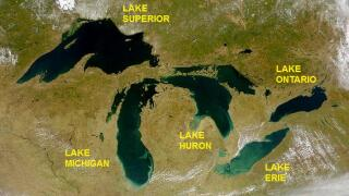 Great Lakes funding included in budget