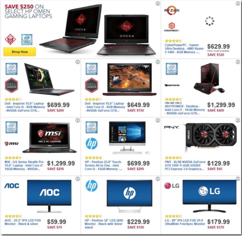 Photo gallery: Best Buy releases 2017 Black Friday ad