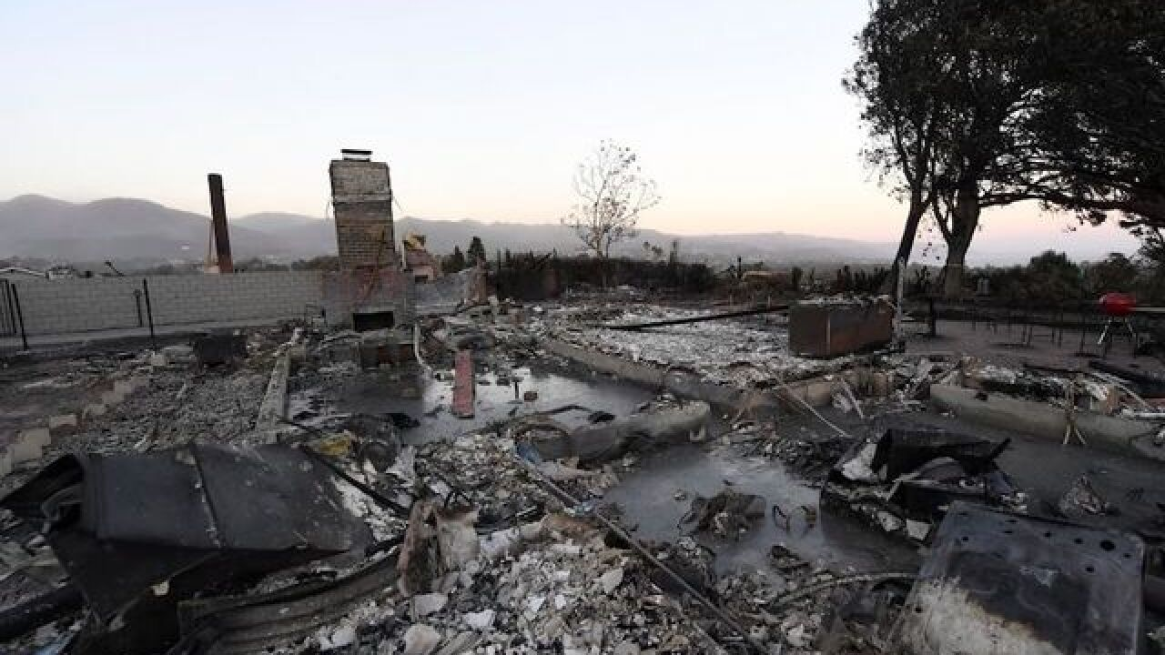 California fires' death toll rises to 50 — with 48 from Camp Fire alone