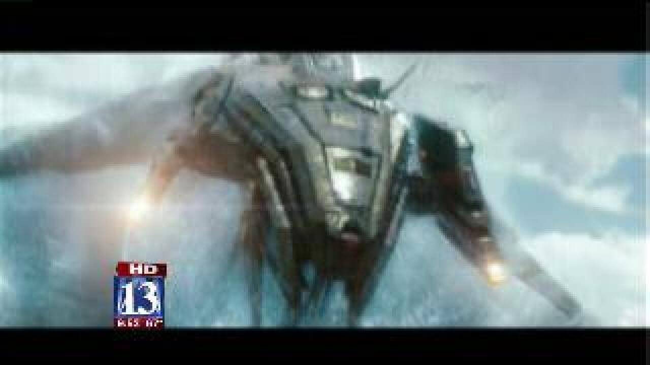 Movie review: Battleship