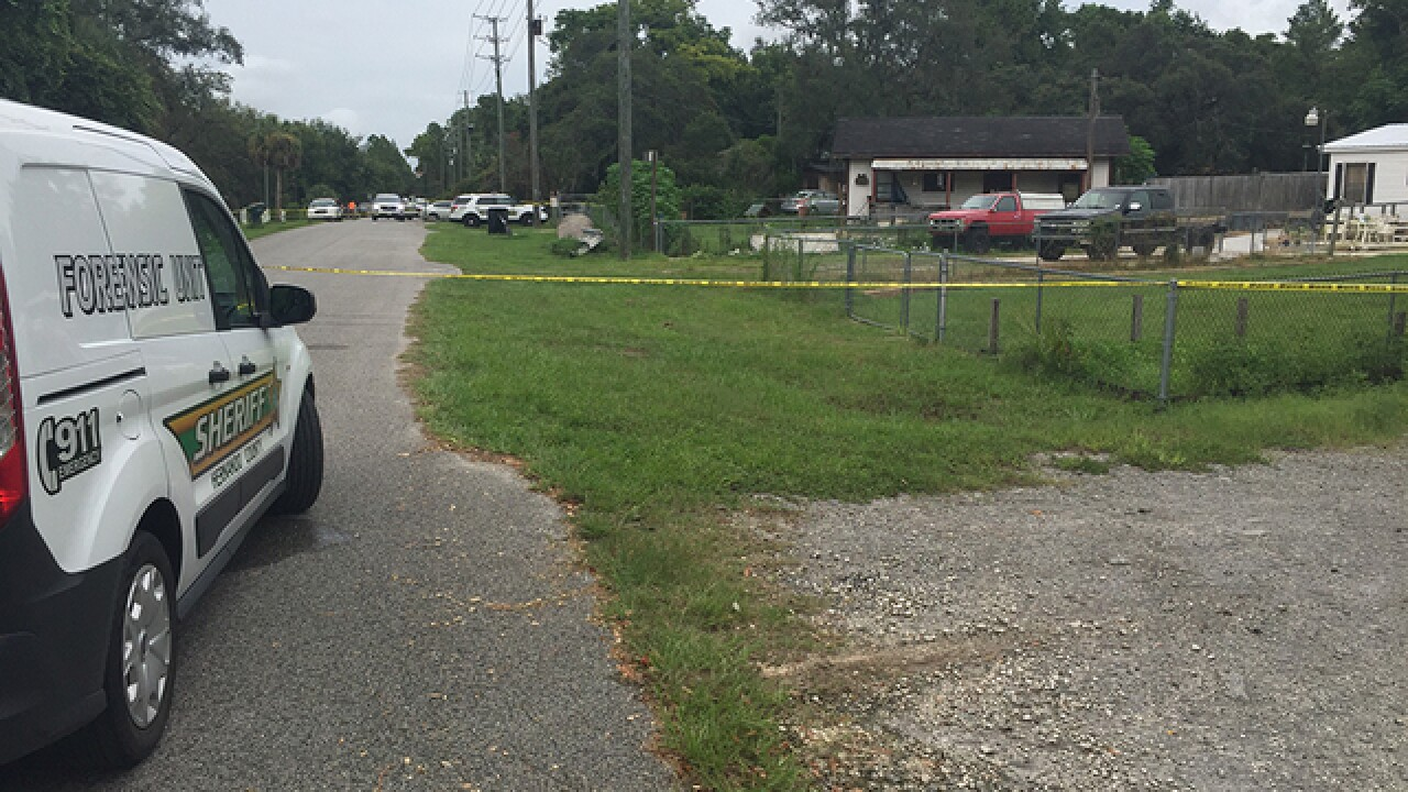 Multiple people shot in Spring Hill