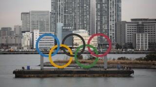 Olympics Tokyo 2020 Olympic Rings