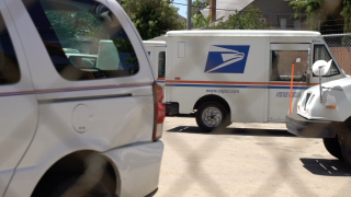 Postmaster general says USPS is financially unsustainable