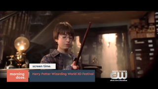 Screen Time: HARRY POTTER WIZARDING WORLD XD FESTIVAL