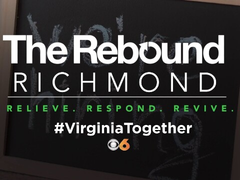 The Rebound Richmond: Relieve. Respond. Revive.