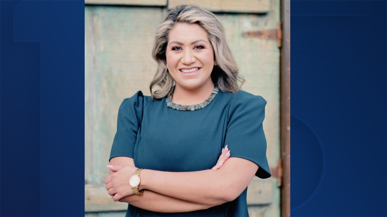 Arizona Representative Alma Hernandez