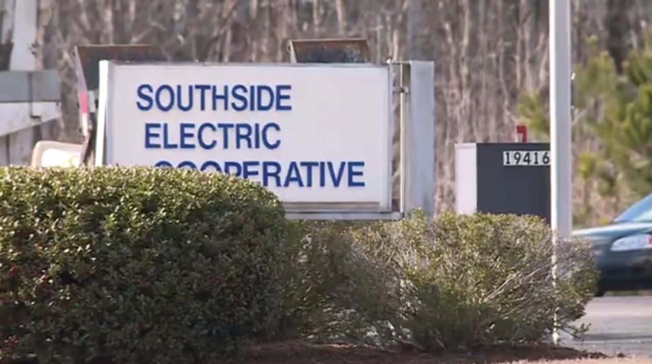 Southside Elecrtric Dinwiddie Outage 01.jpg
