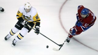 Canadiens stun Penguins to win qualifying round series