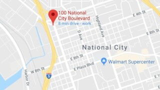 Navy man targeted in National City road rage shooting