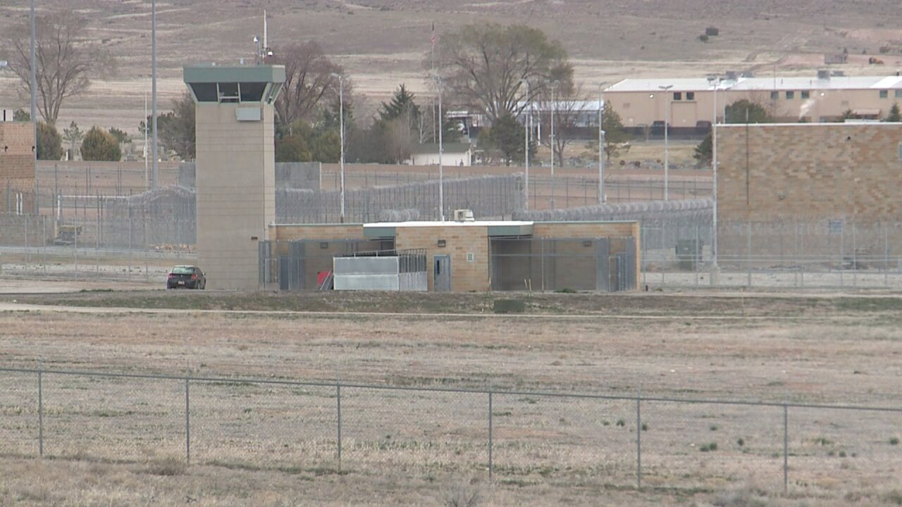 Gunnison prison closed to visitors Thursday after inmate assaults officer