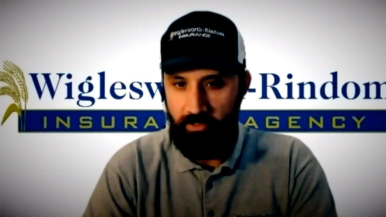 Lee Wiglesworth, insurance agent
