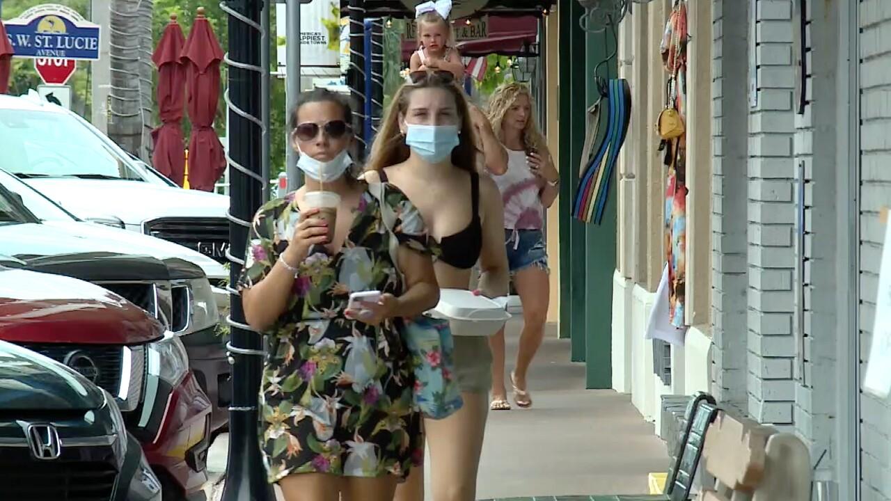 Downtown Stuart, Florida