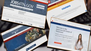 State websites offer job training, open jobs and apprenticeships