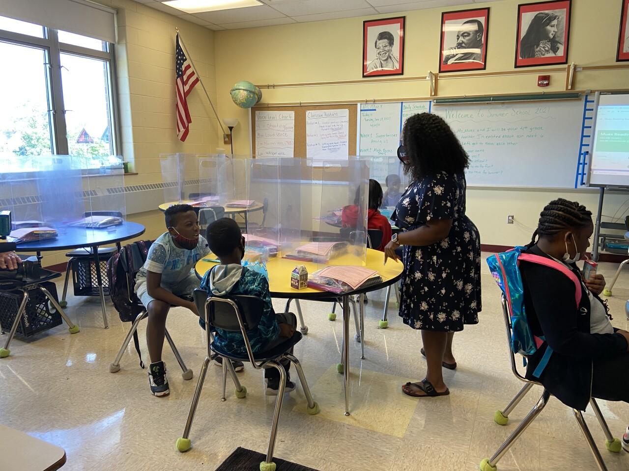 MPS Summer School Begins