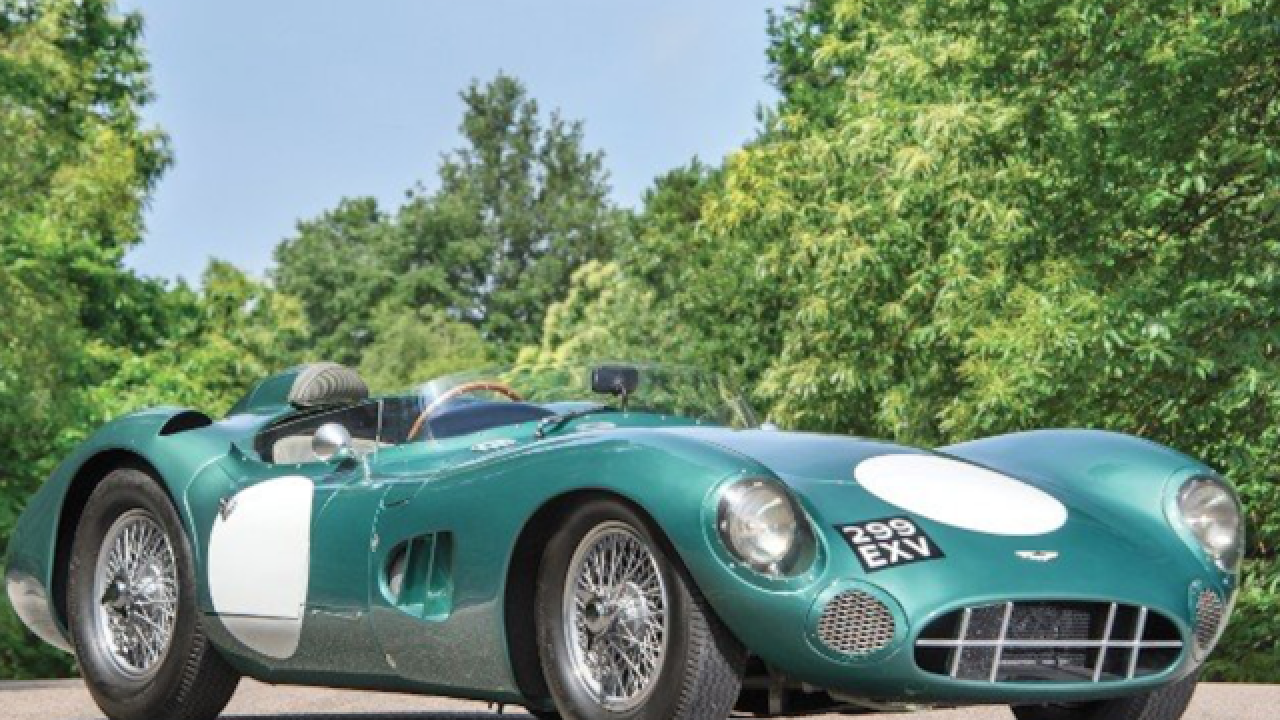 Aston Martin sells for $22.6 million