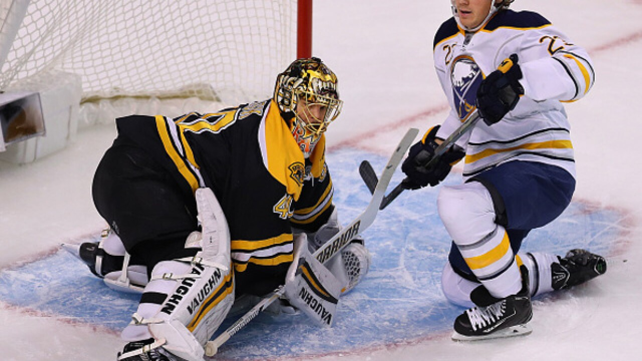 5 Observations: Bruins knock off Sabres 3-1